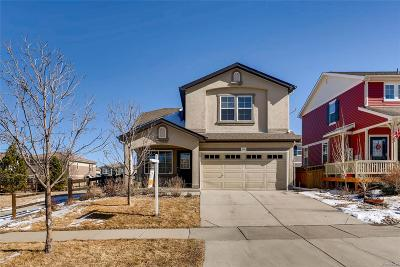 Castle Rock CO Single Family Home Active: $375,000