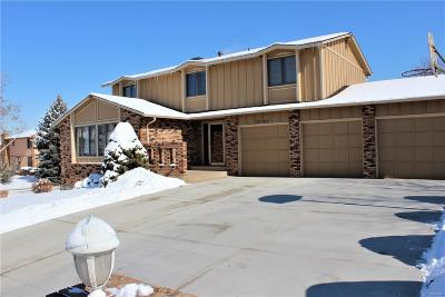 Broomfield Single Family Home Under Contract: 13740 Basalt Court