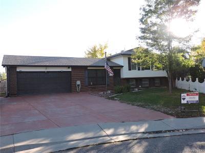 Aurora Single Family Home Under Contract: 1013 Memphis Street