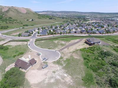 Castle Rock Residential Lots & Land Active: 594 Granger Court