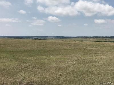 Elbert County Residential Lots & Land Active: County Road 114 & 73
