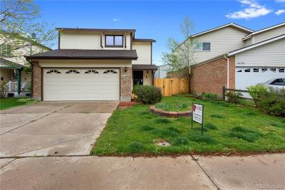 Northglenn Single Family Home Active: 11786 Lincoln Street