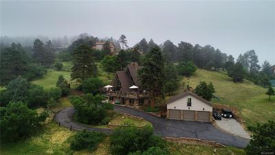 Morrison Single Family Home Under Contract: 6467 High Drive