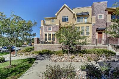 Highlands Ranch Condo/Townhouse Active: 9456 Rockhurst Street #F