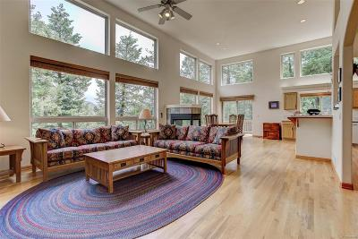 Evergreen Single Family Home Active: 100 Elk Valley Way