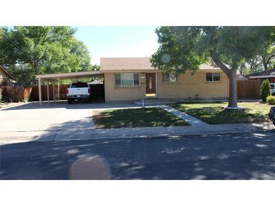 Arvada Single Family Home Active: 6440 Xavier Court