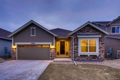Berthoud Single Family Home Active: 2862 Tallgrass Lane