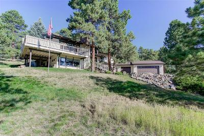 Evergreen Single Family Home Under Contract: 30967 Shawnee Lane