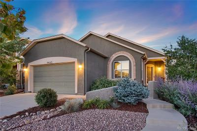 Colorado Springs Single Family Home Under Contract: 9935 San Luis Park Court