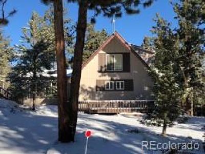 Buena Vista Single Family Home Under Contract: 16525 Mt Princeton Road