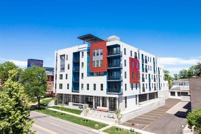 Denver CO Condo/Townhouse Active: $250,000