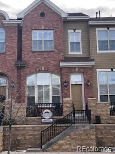 Lone Tree Condo/Townhouse Active: 9122 Kornbrust Drive
