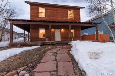Steamboat Springs Single Family Home Active: 2364 Penny Lane
