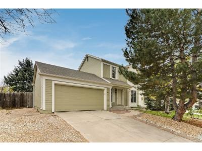 Lafayette Single Family Home Under Contract: 965 Vetch Circle