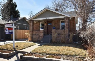 Englewood Single Family Home Under Contract: 2731 South Logan Street