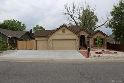 Arvada Single Family Home Under Contract: 11084 West 76th Place