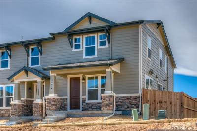 Broomfield Condo/Townhouse Active: 16424 Alcott Place