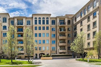 Cherry Creek Condo/Townhouse Under Contract: 2500 East Cherry Creek South Drive #526