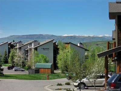 Steamboat Springs Condo/Townhouse Active: 1945 Cornice Drive #2424
