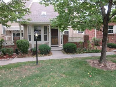 Littleton Condo/Townhouse Under Contract: 2992 West Long Drive #B