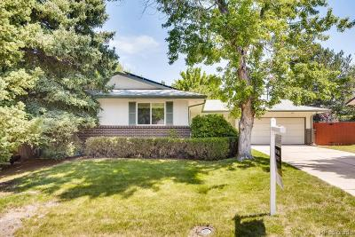 Centennial Single Family Home Active: 6926 South Spruce Drive