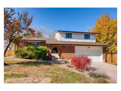 Douglas County Single Family Home Active: 13479 Virgo Court