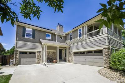 Aurora CO Single Family Home Active: $529,500