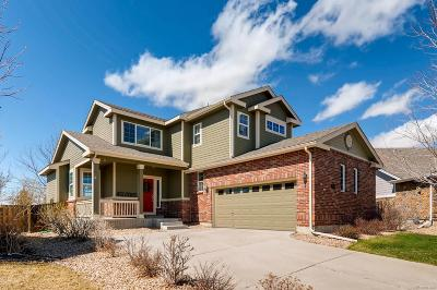Aurora Single Family Home Active: 25731 East 5th Place
