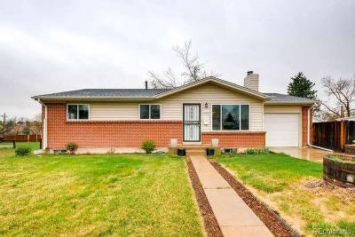 Arapahoe County Single Family Home Active: 7013 South Albion Street