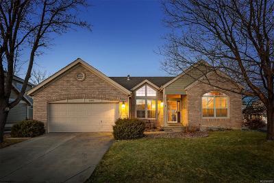 Littleton Single Family Home Active: 12401 West Fair Drive