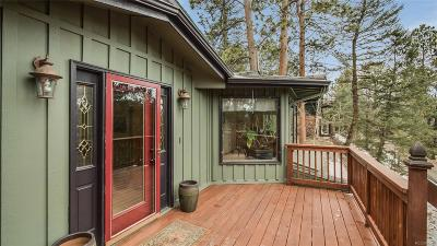Conifer, Evergreen Single Family Home Under Contract: 28021 Camel Heights Circle