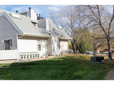 Thornton Condo/Townhouse Under Contract: 8701 Huron Street #101
