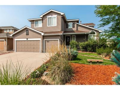 Highlands Ranch Single Family Home Under Contract: 9994 Blackbird Place