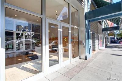 Denver Condo/Townhouse Active: 1555 California Street #605