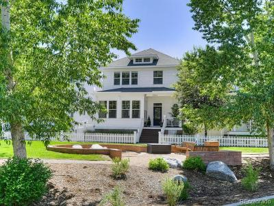 Westminster Single Family Home Active: 11684 Osceola Street
