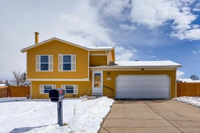 Arapahoe County Single Family Home Active: 1520 South Bahama Street