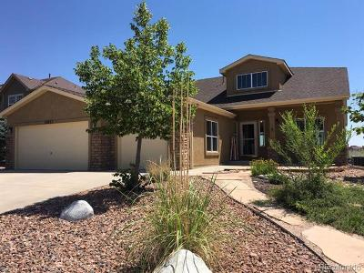 Peyton Single Family Home Active: 10833 White Sands Court