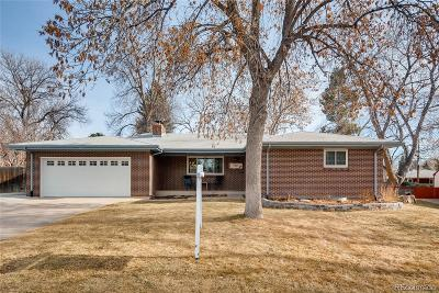 Littleton Single Family Home Under Contract: 728 West Larigo Avenue