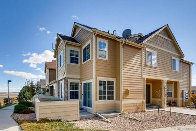 Castle Rock CO Condo/Townhouse Active: $295,000