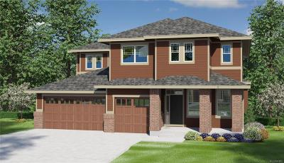 Aurora Single Family Home Under Contract: 4833 South Tibet Street