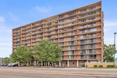 Condo/Townhouse Under Contract: 2225 Buchtel Boulevard #208