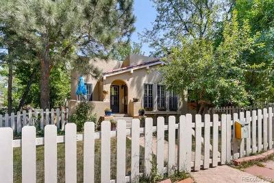 Boulder Single Family Home Under Contract: 836 9th Street