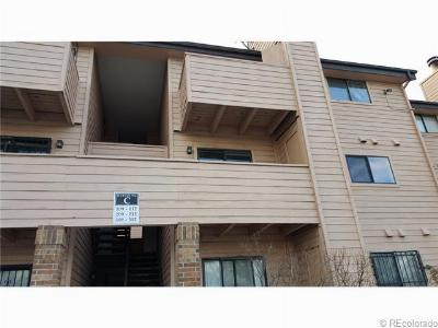 Condo/Townhouse Sold: 3100 South Federal Boulevard #309