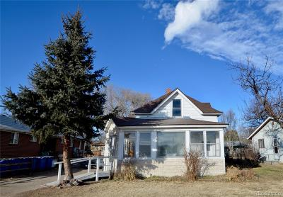 Colorado Springs Single Family Home Under Contract: 908 1st Street