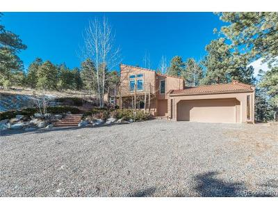 Evergreen Single Family Home Active: 30194 Wild West Trail