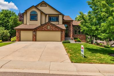 Highlands Ranch Single Family Home Under Contract: 9217 Sand Hill Street