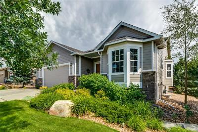 Monument Single Family Home Under Contract: 15730 James Gate Place
