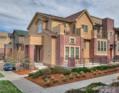 Highlands Ranch Condo/Townhouse Active: 1100 Rockhurst Drive #E