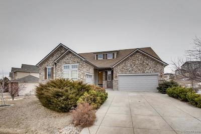 Castle Rock Single Family Home Active: 1752 Peninsula Circle