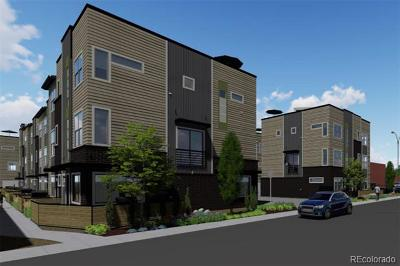 Condo/Townhouse Active: 4100 East Iliff Avenue #20